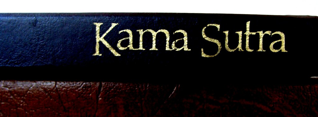 Kamasutra, titre du livre