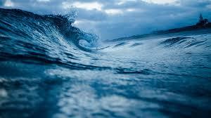 vague d'océan