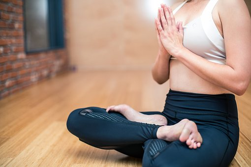 posture yoga de meditation