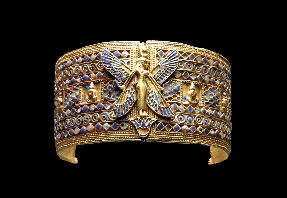 bijoux Égyptien