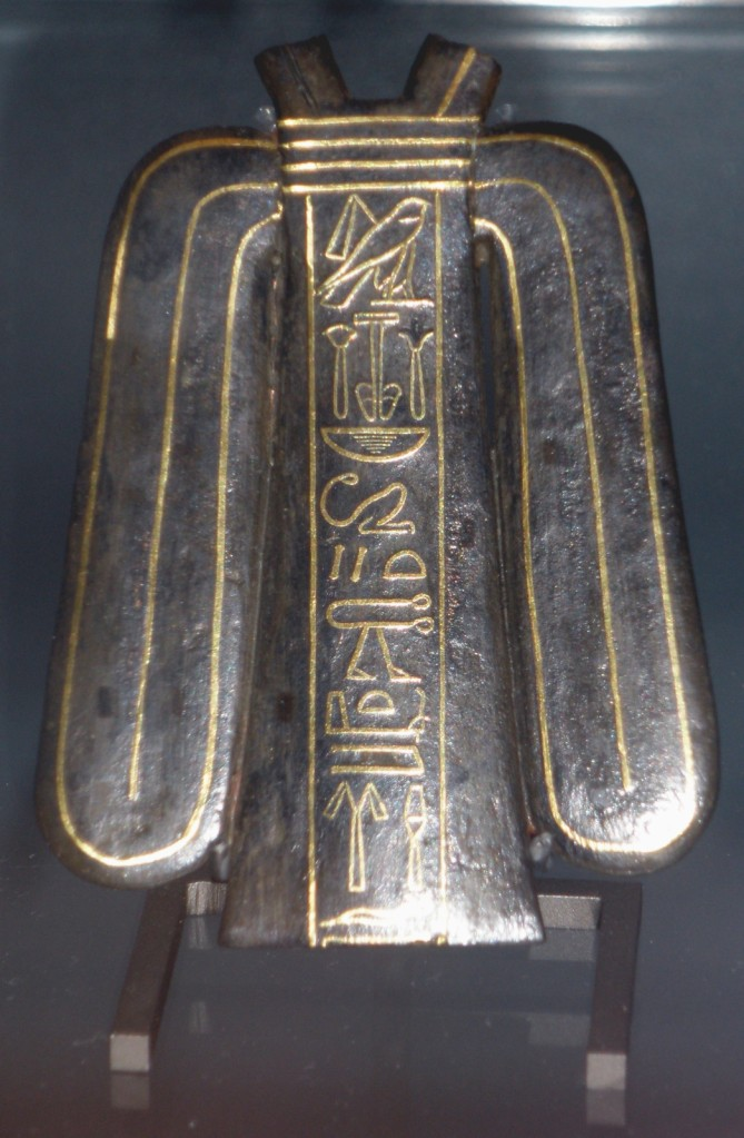 Noeud d'isis . amulette funéraire