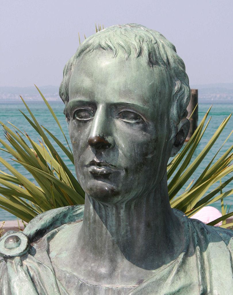 statue du Poète romain Catulle